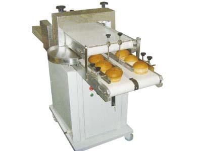 高速汉堡包切片机